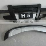 Car bumper for GREAT WALL HOVER H5 front and rear bumper