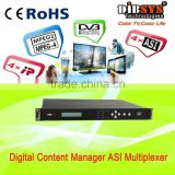 DCM740 ip to asi adapter/digital tv multiplexer