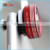 From Factory Full Screen Fisheye Wide Macro 3 In 1 lens Mobile Phone Accessaries 2015