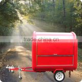 2013 Most Durable Mobile Restaurant Cafe Catering Trailers Trucks for Airlines XR-FC220 B