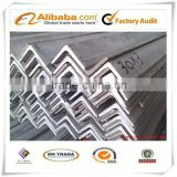 wholesale Prime quality low carbon steel angle bars Q235/SS400 in length 6-12m price weight from Tangshan China