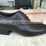 2015 New style PU With business dress shoes PU Fashion men's leather shoes