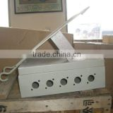 the Electrical connector ,cable connection box for tower crane spare part