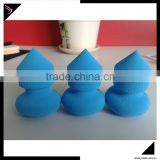 Wholesale Makeup sponge puff,colorful cosmetic sponge puff,Egg shape cosmetic blender
