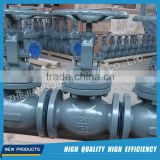 150LB Carbon Steel outside screw stem standard globe valve