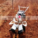 Tennma (VG-RS)7HP Gasoline ditching and ridge earthing up machine farm walk-behind tractor plough machine