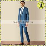 New Italian style men's navy blazer for office dresses                                                                         Quality Choice