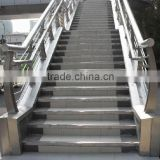 Stainless Steel Staircases Handrail Design for Outdoor