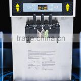 Wide outlets ice cream stand machine on coffee shop, frozen drink kiosks,restaurants