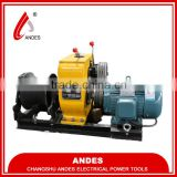 Andes 5T Electric Cable Pulling Winch,Winch Machine