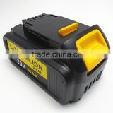 14.4V 5.0Ah Replacement Li-ion Battery for Dewalt Cordless Compact Drill DCB140 DCB141-XJ