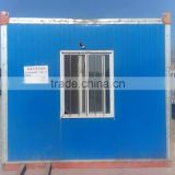 40ft prefabricated shipping container homes for sale/sandwich panel steel structure raintight