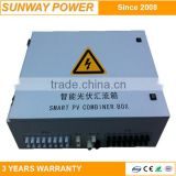 hot sale intelligent pv combiner box IP65 pv string combiner box                                                                         Quality Choice