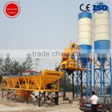 Concrete Mixing Plant in Construction Project                                                                         Quality Choice