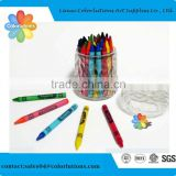 Non-toxic professional quality artistic creation oil pastel paraffin wax crayon