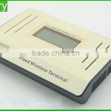Single port GSM FWT fixed wireless terminal for PBX, telephone alarm system