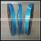 free edge aluminium foil mylar in rolls for insulation materials,Cables,Flexible Duct,Packaging
