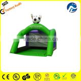 inflatable football target game inflatable football shooting game