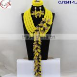 CJ1241 2016 fashion ladies beautiful beads jewelry sets for wedding/evening party girls jewelry