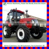 2015 Hot sale ! Chinese 120hp agricultural farm tractor price
