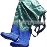 CHEST WADER, FISH PVC PANTS,RAIN BOOT