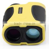 BIJIA 1200m 10X25mm Golf Rangefinder - Laser Range Finder with Flagseeker - Laser Binoculars