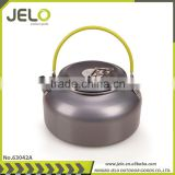Classics 0.8L or 1.2L Camping Tea Pot Aluminum Hiking Survival Coffee Water Teapot Kettle Pot