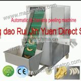 Ripe banana peeling machine/yellow banana peeler/banana processing machine/automatic banana peeling machine