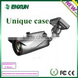 2015 Enxun 3MP Outdoor Waterproof Network IP Camera IR Full HD Free bullet camera cctv camera housing manufacturers