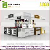 Charming Perfume Make up Kiosk for Women&Girl Mall/Shop Customized Perfume Kiosk/pretty girl perfume