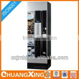 Custom design automatic high performance sheetmetal coffee vending machine shell