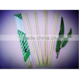 disposable bamboo chopstick paper cover