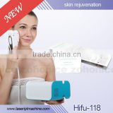 HF-118 High Intensity Focus sound HIFU Machine For Face Lifting / Wrinkle Removal