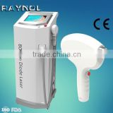 Sapphire Surface Contact Cooling Tip Laser Hair Removal 808nm Diode Laser Permanent Hair Removal MachIne