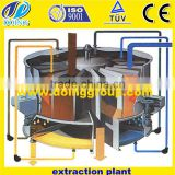 Plant Oil Extraction Machines/leaching workshop/oil seed solvent extraction plant/walnut Oil Extraction machinery
