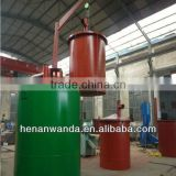 BBQ charcoal rotary kiln for sale