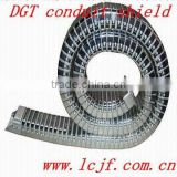 DGT totally enclosed type conduit shields by liancheng
