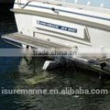 1900X500 FOR POWER BOAT MARINE BOAT TEAK SWIM PLATFORMS FOR LADDER ISURE MARINE