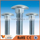 Factory price Flat Head Carriage Bolt DIN 603