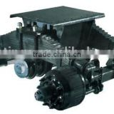 Cantilever Bogie Suspension For Trailer