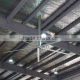 7.3m Blades Large Industrial Big Air flow Ceiling Fans for distribution centers