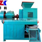 Smokeless, odorless sawdust charcoal briquette machine