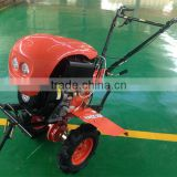 Agriculture Machinery Equipment Diesel Gear Driving Cultivator Tractor power tiller with sprayer