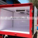 3300*1900*1900 insulated van body/insulated panel truck body CKD/fiberglass truck body kits