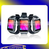pedometer analysis touch screen smart watch with Bluetooth
