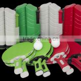 Jiangsu Yancheng Table tennis net set One table tennis racket Two table tennis racquets Two table tennis balls