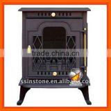 cast iron fireplaces with CE certification