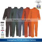 construction work clothes ,Coverall New Style C-52 Breathable work uniform free size ,guangzhou factory price