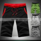 Over 10Years' Experienced Dress Factory! 2015 Quality Custom Cotton Bermuda Shorts For Man Sport Shorts Mens Shorts