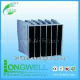 activated carbon air filter bag, pocket bag activated carbon filters, activated carbon bag filter